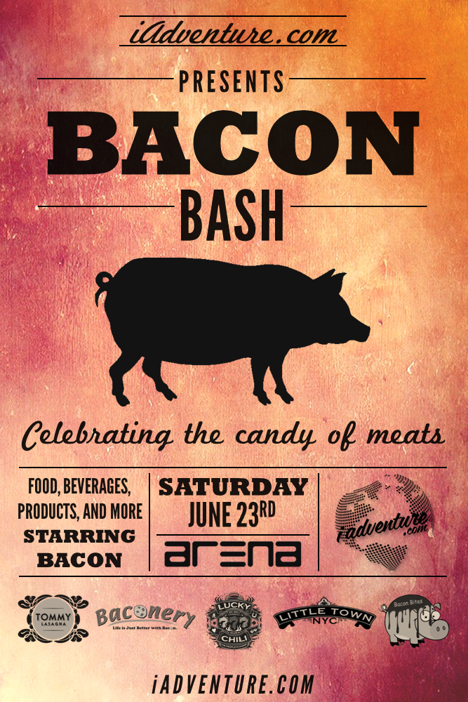 Bacon Bash 2012