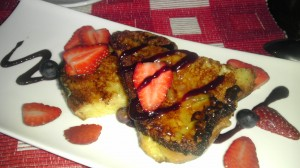 French Toast at Williamsburg Kitchen