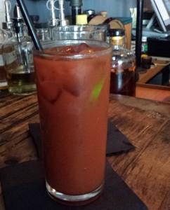 Bloody Maria at La Contenta